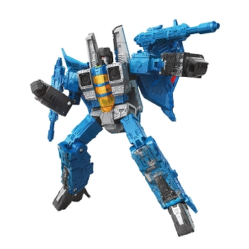 Transformers: Siege Voyager Class THUNDERCRACKER